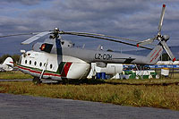 Helicopter-DataBase Photo ID:15356 Mi-17 HELI AIR Services LZ-CDH cn:103M10