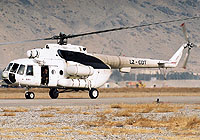 Helicopter-DataBase Photo ID:5753 Mi-8MTV-1 HELI AIR Services LZ-CDT cn:93824