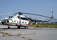 Helicopter-DataBase Photo ID:3624 Mi-17 Squadron of the Ministry of Interior LZ-FAA cn:103M10