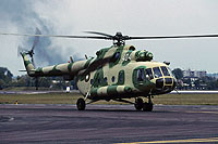 Helicopter-DataBase Photo ID:17698 Mi-17-1V 24th Helicopter Air Base 404 cn:103M04