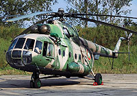 Helicopter-DataBase Photo ID:4873 Mi-17 24th Helicopter Air Base 406 cn:103M06