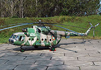 Helicopter-DataBase Photo ID:4874 Mi-17 24th Helicopter Air Base 406 cn:103M06