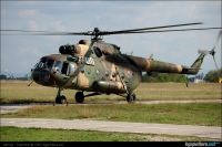 Helicopter-DataBase Photo ID:2896 Mi-17 24th Helicopter Air Base 410 cn:103M11