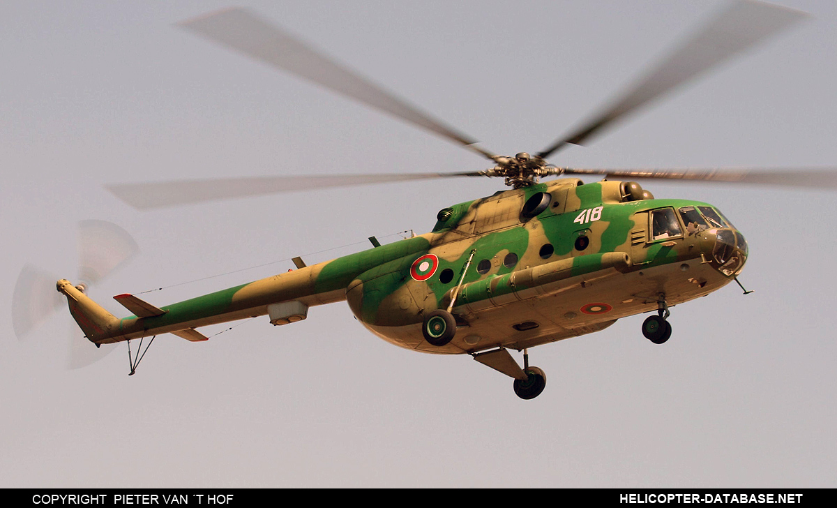 Mi-17 (upgrade by 24th VAB)   418