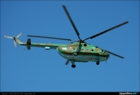 Helicopter-DataBase Photo ID:2897 Mi-17 (upgrade by ATE) 24th Helicopter Air Base 421 cn:103M22
