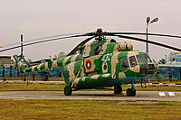 Helicopter-DataBase Photo ID:966 Mi-17 24th Helicopter Air Base 432 cn:150P02