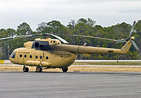 Helicopter-DataBase Photo ID:5175 Mi-17 Vertol Systems Company Inc N25299 cn:108M01