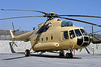 Helicopter-DataBase Photo ID:14883 Mi-17 unknown  cn:108M15