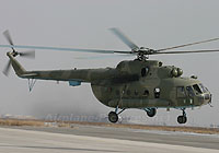 Helicopter-DataBase Photo ID:5662 Mi-8MTV-1 (upgrade by ATE) unknown