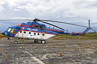 Helicopter-DataBase Photo ID:10695 Mi-171C HELISUR - Helicopteros del Sur OB-1935 cn:171C00643083909U