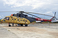 Helicopter-DataBase Photo ID:10696 Mi-171C HELISUR - Helicopteros del Sur OB-1988-P cn:171C00643083807U