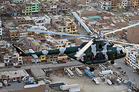 Helicopter-DataBase Photo ID:15327 Mi-171Sh Peruvian Air Force 607