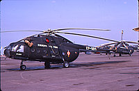 Helicopter-DataBase Photo ID:2605 Mi-17-1V Peruvian Army EP-604 cn:520M01