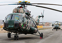 Helicopter-DataBase Photo ID:14830 Mi-17-1V (upgrade by Peru 2) Peruvian Army EP-617 cn:520M06