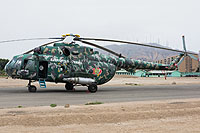 Helicopter-DataBase Photo ID:15994 Mi-17-1V Peruvian Army EP-624 cn:520M09