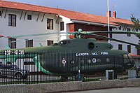 Helicopter-DataBase Photo ID:18261 Mi-8MT Peruvian Army EP-631