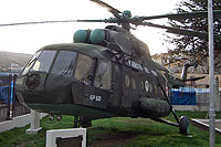 Helicopter-DataBase Photo ID:18262 Mi-8MT Peruvian Army EP-631