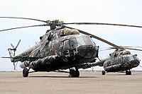 Helicopter-DataBase Photo ID:9636 Mi-17 Peruvian Army EP-640