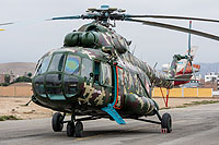 Helicopter-DataBase Photo ID:14826 Mi-8MTV-1 Peruvian Army EP-655 cn:96142