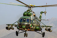Helicopter-DataBase Photo ID:16576 Mi-171Sh-P Peruvian Army EP-683 cn:171S00604137457U