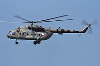 Helicopter-DataBase Photo ID:16128 Mi-17 34th Training Air Base 0805 cn:108M05