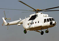 Helicopter-DataBase Photo ID:8153 Mi-17-1V (upgrade by LOM Praha) 0811 108M11