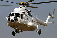 Helicopter-DataBase Photo ID:8154 Mi-17-1V (upgrade by LOM) LOM Praha s.p. 0811 cn:108M11