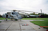 Helicopter-DataBase Photo ID:6057 Mi-17SOR (upgrade by LOM) 23rd Helicopter Base 0832 cn:108M32