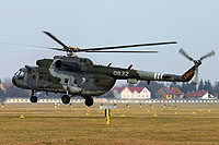 Helicopter-DataBase Photo ID:8085 Mi-17SOR (upgrade by LOM) 23rd Helicopter Base 0832 cn:108M32