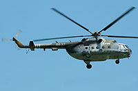 Helicopter-DataBase Photo ID:10945 Mi-17SOR (upgrade by LOM) 23rd Helicopter Base 0832 cn:108M32