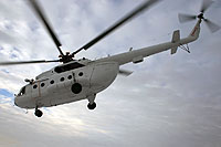 Helicopter-DataBase Photo ID:8224 Mi-17-1V (upgrade by LOM) LOM Praha s.p. 0833 cn:108M33