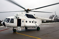 Helicopter-DataBase Photo ID:8225 Mi-17-1V (upgrade by LOM) LOM Praha s.p. 0833 cn:108M33