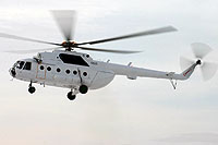 Helicopter-DataBase Photo ID:8222 Mi-17-1V (upgrade by LOM) LOM Praha s.p. 0833 cn:108M33