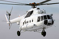 Helicopter-DataBase Photo ID:8223 Mi-17-1V (upgrade by LOM) LOM Praha s.p. 0833 cn:108M33