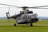 Helicopter-DataBase Photo ID:15034 Mi-17 (upgrade by LOM 2) 24th Transport Air Base 0834 cn:108M34