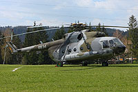 Helicopter-DataBase Photo ID:18110 Mi-17 (upgrade by LOM) 23rd Helicopter Base 0834 cn:108M34