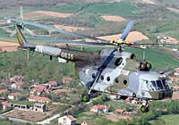 Helicopter-DataBase Photo ID:1766 Mi-17SOR (upgrade by LOM) NATO 0835 cn:108M35