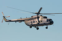 Helicopter-DataBase Photo ID:12683 Mi-17SOR (upgrade by LOM) 22nd Helicopter Base 0839 cn:108M39