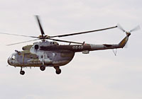 Helicopter-DataBase Photo ID:3698 Mi-17 23rd Helicopter Base 0840 cn:108M40
