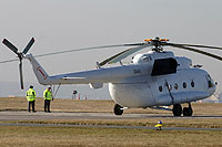 Helicopter-DataBase Photo ID:8162 Mi-17-1V (upgrade by LOM 3) LOM Praha s.p. 0840 cn:108M40
