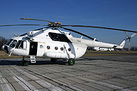 Helicopter-DataBase Photo ID:8163 Mi-17-1V (upgrade by LOM 3) LOM Praha s.p. 0840 cn:108M40