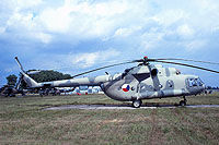 Helicopter-DataBase Photo ID:14920 Mi-17 51st Helicopter Regiment 0840 cn:108M40