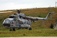 Helicopter-DataBase Photo ID:7166 Mi-17 23rd Helicopter Base 0849 cn:108M49