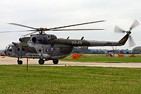 Helicopter-DataBase Photo ID:7167 Mi-17 23rd Helicopter Base 0849 cn:108M49