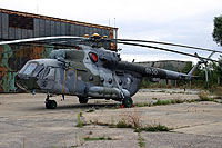Helicopter-DataBase Photo ID:8087 Mi-17 23rd Helicopter Base 0850 cn:108M50