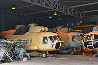 Helicopter-DataBase Photo ID:4014 Mi-17-1V unknown 813 cn:108M13