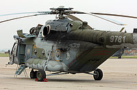 Helicopter-DataBase Photo ID:5237 Mi-171Sh (upgrade by LOM) 23rd Helicopter Base 9781 cn:59489619781
