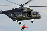Helicopter-DataBase Photo ID:14823 Mi-171Sh (upgrade by LOM) 22nd Helicopter Base 9781 cn:59489619781