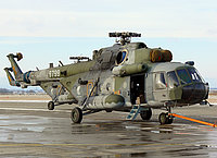 Helicopter-DataBase Photo ID:4963 Mi-171Sh (upgrade by LOM) Czech Detachment in Afghanistan 9799 cn:59489619799