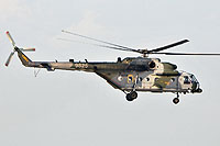 Helicopter-DataBase Photo ID:13143 Mi-171Sh (upgrade by LOM) 22nd Helicopter Base 9825 cn:59489619825
